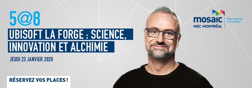 Discussion avec Yves Jacquier d'Ubisoft Montréal